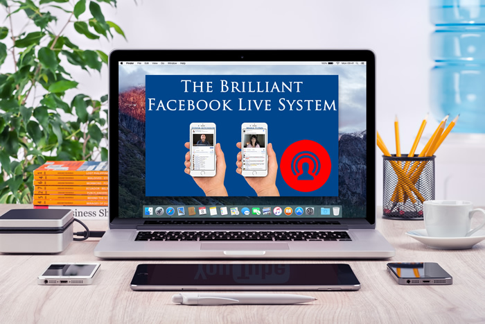 The Brilliant Facebook Live System