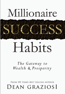 image of millionaire success habits