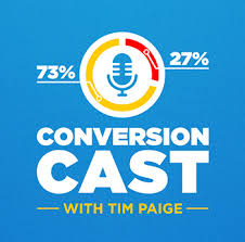 Conversioncast podcast logo