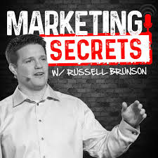 marketing secrets podcast image